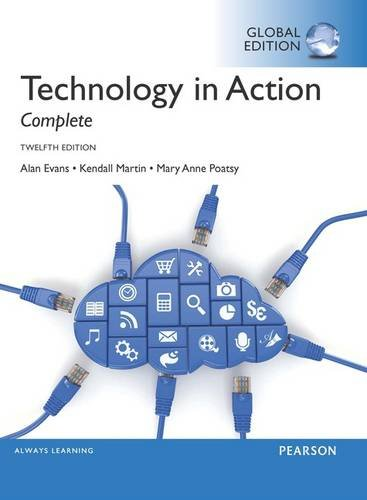 9781292099675: Technology In Action Complete, Global Edition
