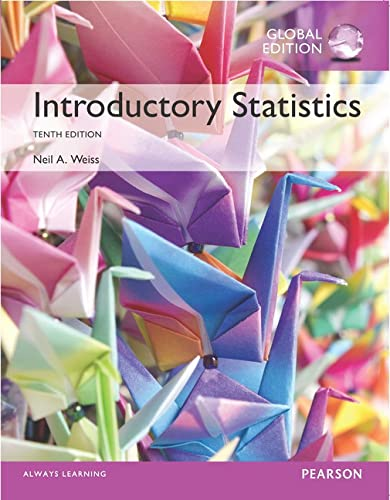 9781292099729: Introductory Statistics, Global Edition