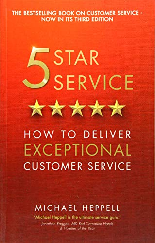 9781292100203: Five Star Service: How to deliver exceptional customer service (3rd Edition)