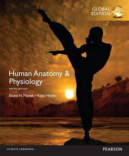 9781292100425: Human Anatomy & Physiology