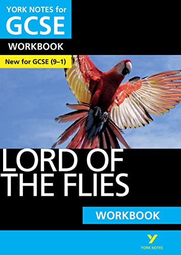 9781292100807: Lord of the Flies: York Notes for GCSE (9-1) Workbook