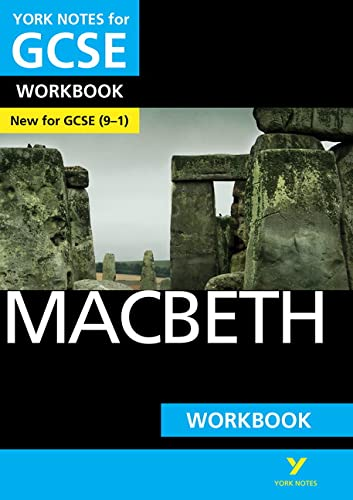 9781292100814: Macbeth: York Notes for GCSE (9-1) Workbook