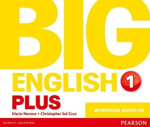 9781292101255: Big English Plus American Edition 1 Workbook Audio CD