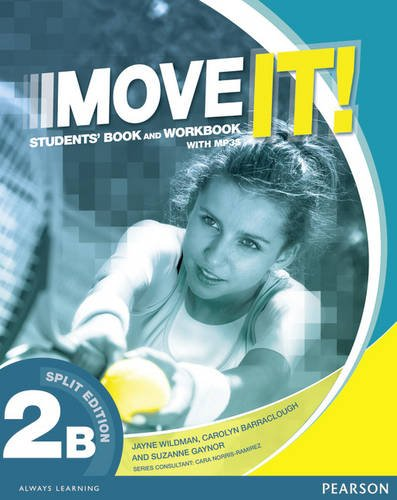 9781292101347: Move It! 2B Split Edition (Next Move)