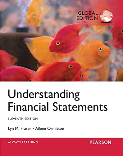 9781292101552: Understanding Financial Statements