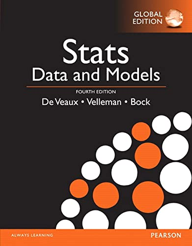 9781292101637: Stats: Data and Models, Global Edition