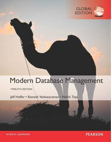 9781292101859: Modern Database Management