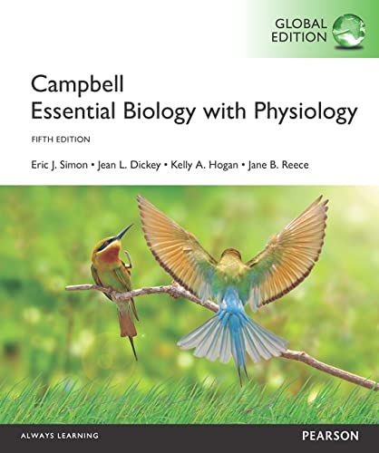 9781292102368: Campbell Essential Biology with Physiology