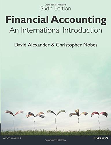 9781292102993: Financial Accounting, 6th ed.