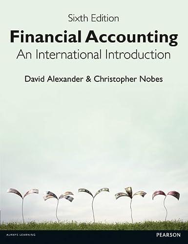 9781292102993: Financial Accounting, 6th ed.
