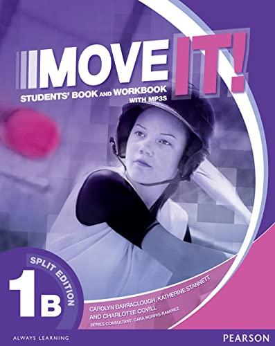 9781292104959: Move It! 1B Split Edition & Workbook MP3 Pack (Next Move)