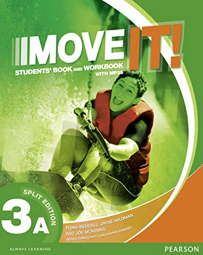 9781292104980: Move It! 3A Split Edition & Workbook MP3 Pack (Next Move)
