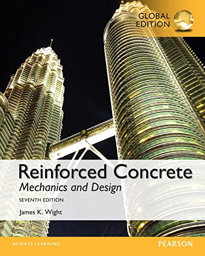 9781292106007: Reinforced Concrete: Mechanics and Design, Global Edition