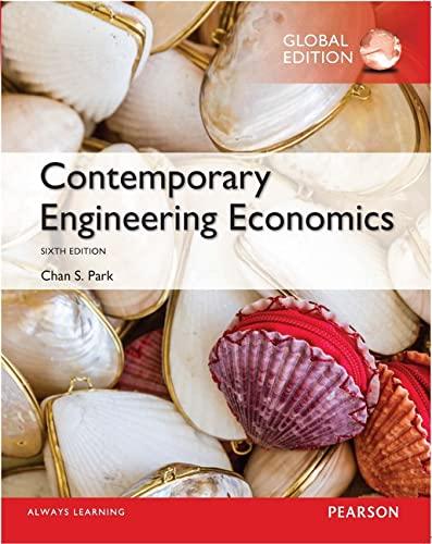 9781292109091: Contemporary Engineering Economics, Global Edition