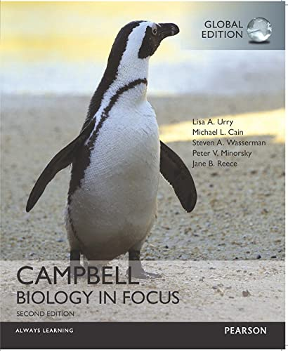 9781292109589: Campbell Biology in Focus, Global Edition