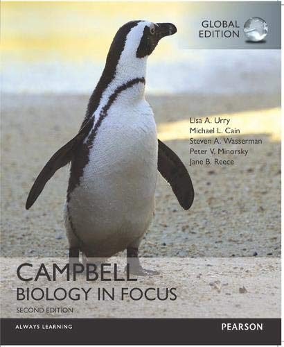 9781292109688: Campbell Biology in Focus with MasteringBiology, Global Edition