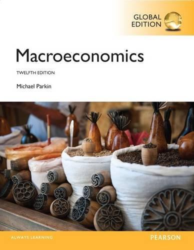 9781292109701: Macroeconomics, Global Edition