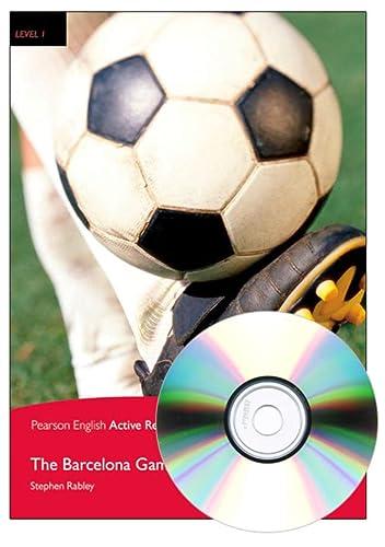 9781292110332: Barcelona Game, Level 1, Pearson English Active Readers (2nd Edition) (Pearson English Active Readers, Level 1)