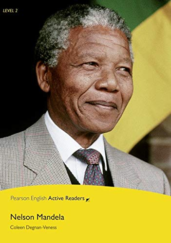 9781292110356: Nelson Mandela: Level 2 (Pearson English Active Readers)