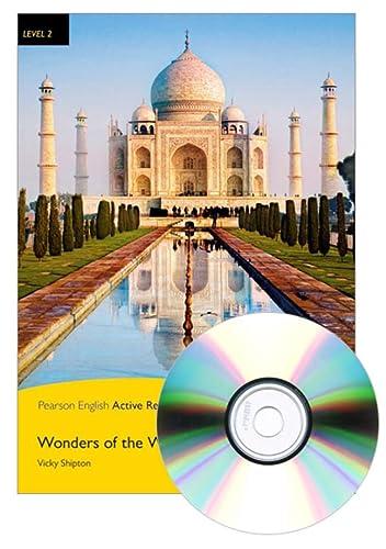 9781292110363: Wonders of the World, Level 2, Pearson English Active Readers (2nd Edition) (Pearson English Active Readers, Level 2)