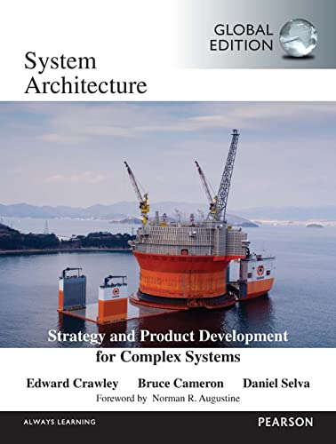 9781292110844: System Architecture, Global Edition
