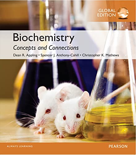 9781292112008: Biochemistry: Concepts and Connections, Global Edition