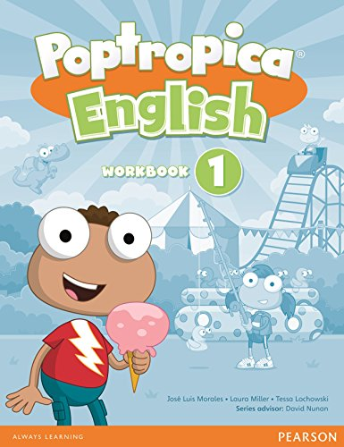 9781292112442: Poptropica English American Edition 1 Student Book & Online World Access Card Pack