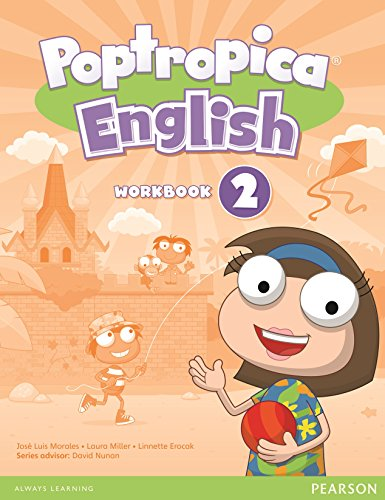 9781292112459: Poptropica English American Edition 2 Workbook and Audio CD Pack