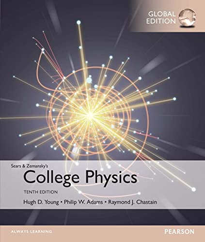 9781292112541: College Physics, Global Edition