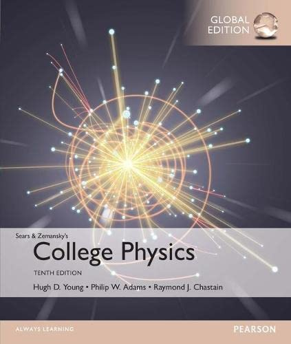 9781292112640: College Physics with MasteringPhysics Global Edition