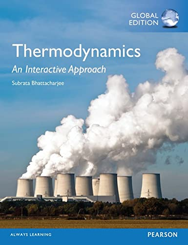 9781292113746: Thermodynamics: An Interactive Approach, Global Edition