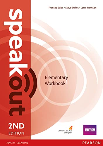 9781292114309: Speakout Elementary 2nd Edition Workbook without Key