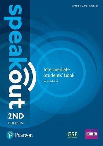 9781292115948: Speakout Intermediate 2nd Edition Students' Book and DVD-ROM Pack