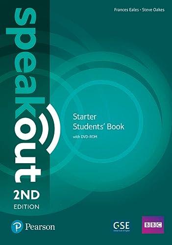 9781292115986: Speakout. Starter. Student's book. Per le Scuole superiori. Con DVD-ROM. Con espansione online