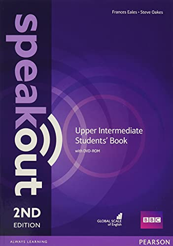 9781292116013: Speakout Upper Intermediate 2nd Edition Students' Book and DVD-ROM Pack [Lingua inglese]