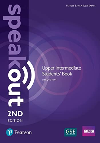 9781292116013: Speakout Upper Intermediate 2nd Edition Students' Book and DVD-ROM Pack