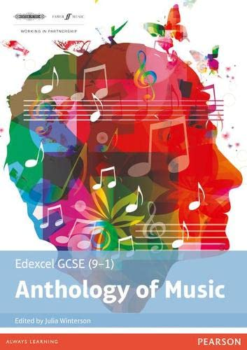 9781292118383: Edexcel GCSE (9-1) Anthology of Music (Edexcel GCSE Music 2016)