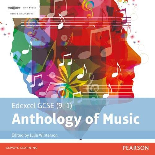 Edexcel GCSE (9-1) Anthology of Music CD (Edexcel GCSE Music 2016)