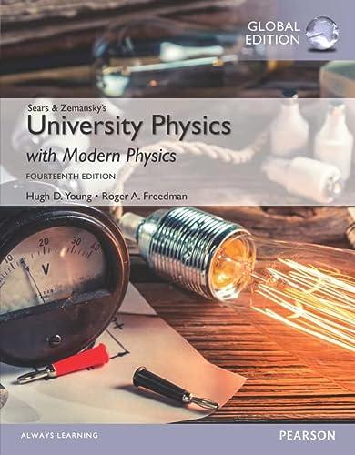 9781292118598: University Physics with Modern Physics: Volume 2 (Chs. 21-37)