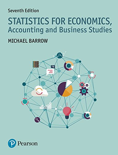 9781292118703: Statistics for Economics, Accounting and Business Studies
