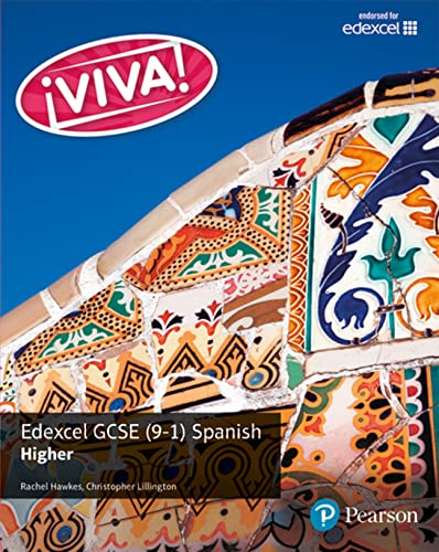 9781292118987: Viva! Edexcel GCSE Spanish Higher Student Book