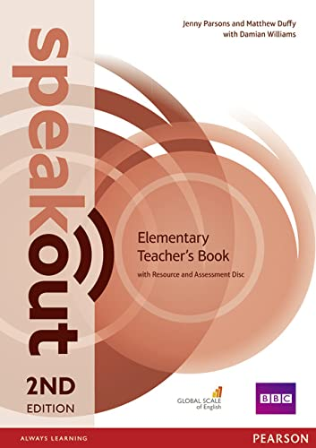 9781292120140: Speakout Elementary: Teacher's Guide with Resource & Assessment Disc Pack