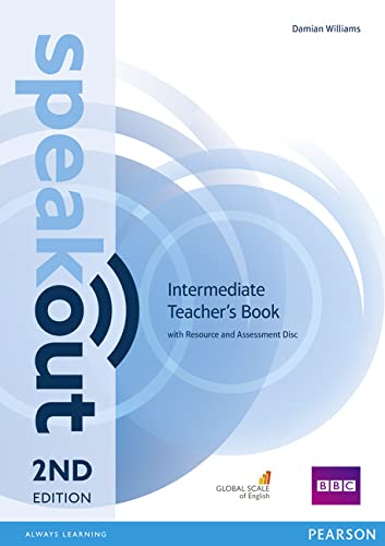 9781292120157: Speakout Intermediate 2nd Edition Teacher's Guide with Resource & Assessment Disc Pack