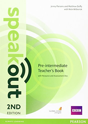 9781292120164: Speakout Pre-Intermediate 2nd Edition Teacher's Guide with Resource & Assessment Disc Pack