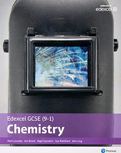 9781292120218: Edexcel GCSE (9-1) Chemistry Student Book (Edexcel (9-1) GCSE Science 2016)