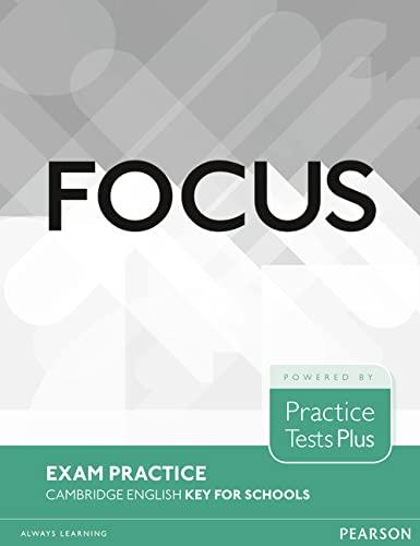 9781292121123: Focus Exam Practice: Cambridge English Key for Schools