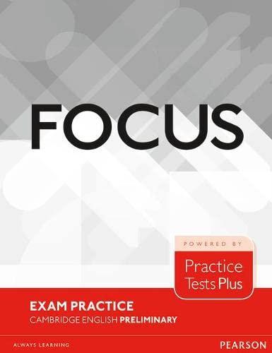 Focus Exam Practice: Cambridge English Preliminary: Whitehead, Mr Russell