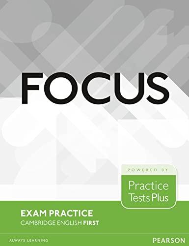 Focus Exam Practice: Cambridge English First (Paperback): Nick Kenny, Lucrecia