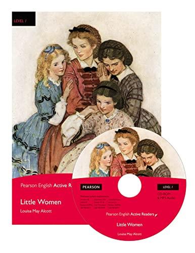 Little Women, Level 1, Pearson English Active: ALCOTT