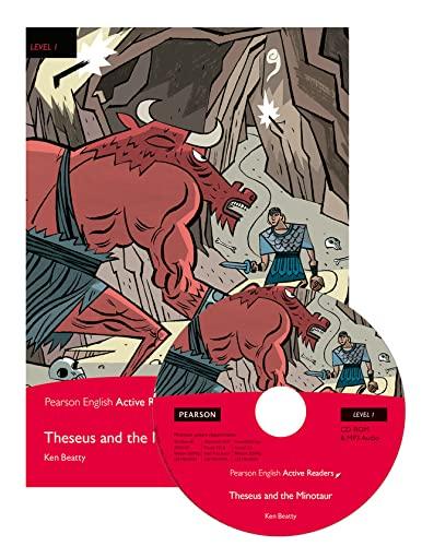 9781292121451: Theseus and the Minotaur, Level 1, Pearson English Active Readers (Pearson English Active Readers, Level 1)